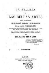 La belleza y las bellas artes según las doctrinas de la filosofía socrática y de la cristiana: Volumen 1