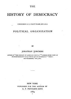 The History of Democracy PDF