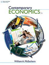 Contemporary Economics: Edition 3