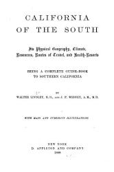 California of the South PDF