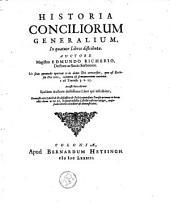 Historia conciliorum generalium