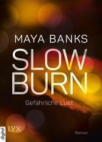 Slow Burn   Gef  hrliche Lust PDF