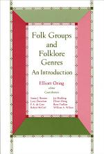 Folk Groups And Folklore Genres
