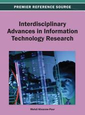 Interdisciplinary Advances in Information Technology Research