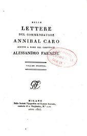 Delle lettere...scritte a nome del cardinal Alessandro Farnese