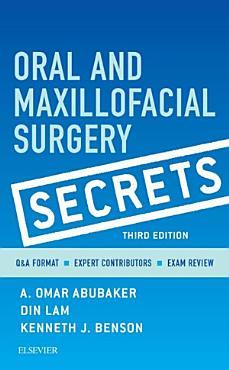 Oral and Maxillofacial Surgical Secrets   E Book PDF