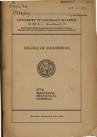 Announcement  College of Engineering PDF