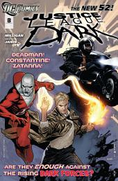 Justice League Dark (2011-) #3