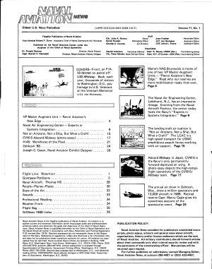 Naval Aviation News PDF