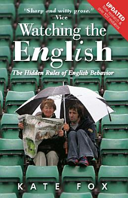 Watching the English  Second Edition