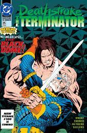 Deathstroke (1994-) #25