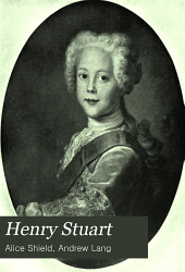 Henry Stuart: cardinal of York and his times