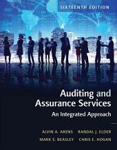 Auditing and Assurance Services: Edition 16