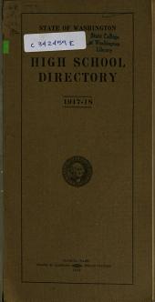 High School Directory