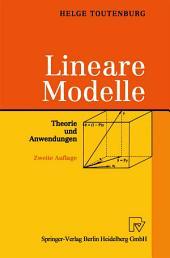 Lineare Modelle: Theorie und Anwendungen, Ausgabe 2
