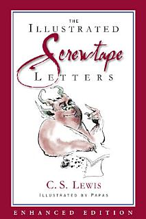The Screwtape Letters  Enhanced Special Illustrated Edition  Book