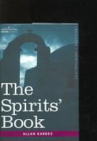 The Spirits  Book PDF