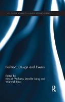 Fashion  Design and Events PDF