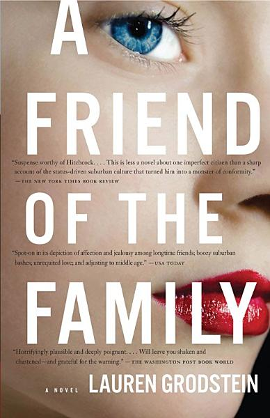 Download Friend Of The Family Book