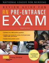 Review Guide for RN Pre-Entrance Exam: Edition 3