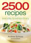 2500 Recipes