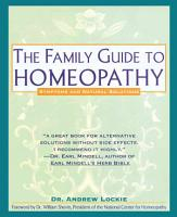 Family Guide to Homeopathy PDF