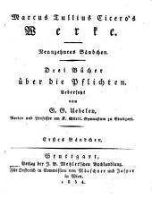 Drei Bücher über die Pflichten. 1 (1834)