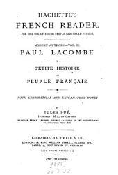 Petite histoire du peuple français