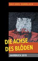 Die Achse des Bl  den Jahrbuch 2015 PDF