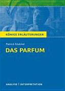 Textanalyse und Interpretation zu Patrick S  skind  Das Parfum PDF