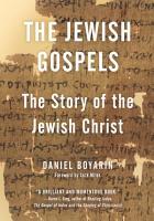 The Jewish Gospels PDF