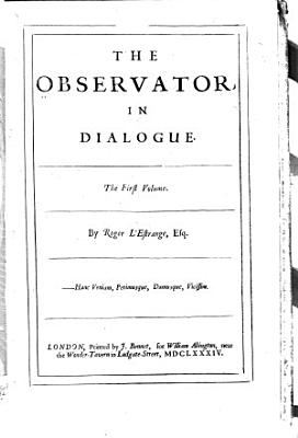 The Observator in Dialogue PDF
