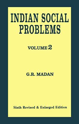 Indian Social Problems  Vol 2  PDF