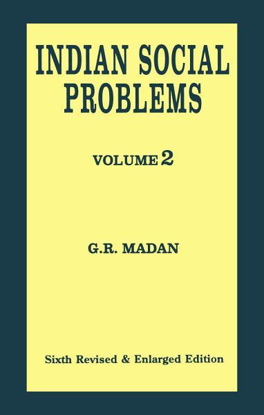 Indian Social Problems Vol 1