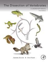 The Dissection of Vertebrates PDF