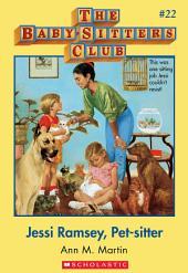 Baby-Sitters Club #22: Jessi Ramsey, Pet-sitter