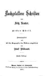 -15. bd. Nachgelassene Schriften, hrsg. und mit der Biographie des Dichters eingeleitet von A. Wilbrandt. 1. th. 5. Aufl. 1887; 2. th. 4. Aufl. 1889
