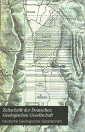 Zeitschrift der Deutschen Geologischen Gesellschaft: Band 44