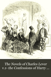 The Novels of Charles Lever: Volume 18
