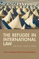 The Refugee in International Law PDF