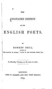 Poetical Works of Samuel Butler: Volume 3