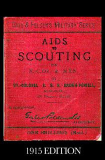 Aids To Scouting Book