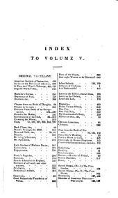 Ladies' Magazine and Literary Gazette: Volume 5