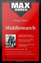 Middlemarch (MAXNotes Literature Guides)