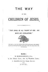 The way of the children of Jesus