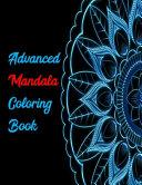 Advanced Mandala Coloring Book