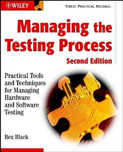 Managing the Testing Process PDF
