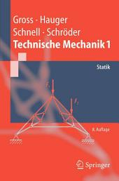 Technische Mechanik 1: Statik, Ausgabe 8