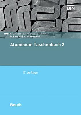Aluminium Taschenbuch 2 PDF