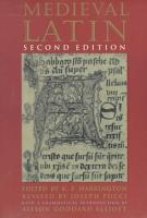 Medieval Latin PDF